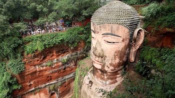 Private Tour to Leshan Giant Buddha & Luocheng Old Town