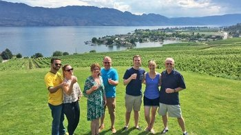 Okanagan Wineries Afternoon Tour