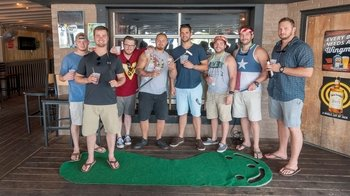 Private Golf Cart Bar Crawl