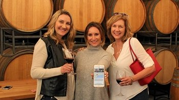 Smartphone-Guided Funk Zone Wine Tour with Glasses & Bottle