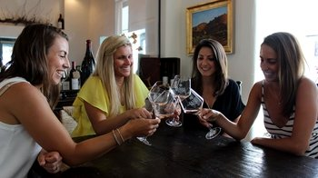 Smartphone-Guided Presidio Wine Walk with Tastings