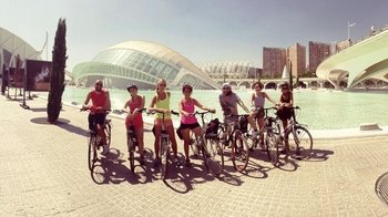 Valencia City Bicycle Hire