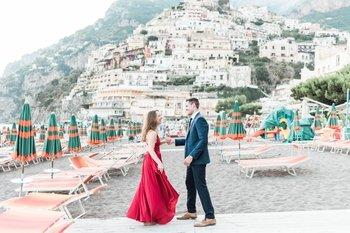 Private Session with a Local Photographer in Amalfi Coast
