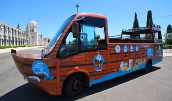 See the Best of Lisbon on the Caravel Historic City Tour!