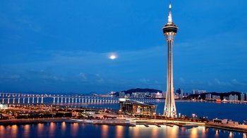 Venetian Macao and Macau Sightseeing Tour from Hong Kong