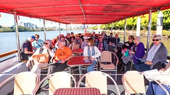 Brisbane River Cruise & Lunch Experience