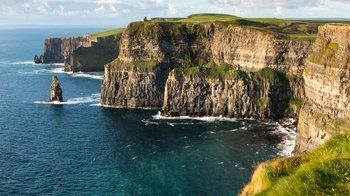 Cliffs of Moher & Wild Atlantic Way Tour from Galway