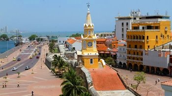 City Tour & Sunset Cruise on the Bay of Cartagena
