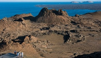 Full-Day Bartolomé Island Tour