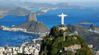 Full-Day City Tour with Corcovado, Sugarloaf Mountain & Barbecue Lunch