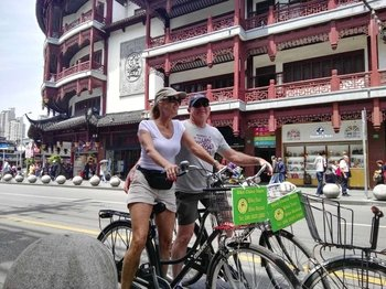 Full-Day Local Culture & History Bicycle Tour
