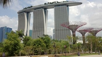 Marina Bay Sands SkyPark with 1 Day Hopper® Pass, Gardens by the Bay, or Fu...