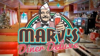 Marv's Diner Deluxe Escape Room Game