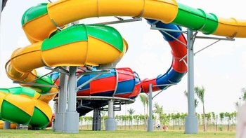 Admission to Aquatico Inbursa Water Park