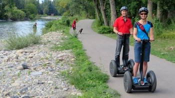 Calgary Bow River Segway Adventure