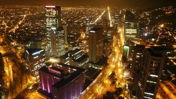Guided Bogotá Night-time Tour