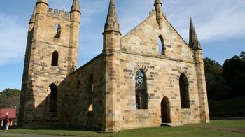 Shore Excursion: Full-Day Small-Group Port Arthur Experience