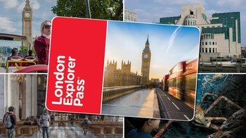 London Explorer Pass: 3, 4, 5 or 7 Tours, Museums & Attractions in 1 Card
