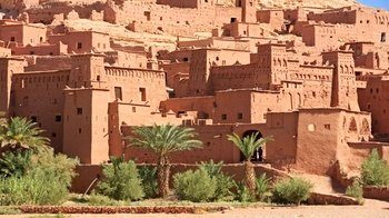 Private 4-Day Erg Chebbi Tour with Camel Ride, Ait-Ben-Haddou & Desert Camp