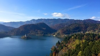Small-Group Day Trip to Lake Bled & Ljubljana in Slovenia