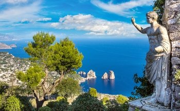 Full-Day Capri & Anacapri Tour