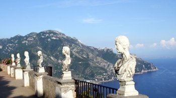 Positano, Amalfi & Ravello Tour from Sorrento