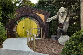 There & Back Again Premium Weta Workshop & Set Tour