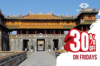 Full-Day Tour of Hue The Imperial City from Hoi An