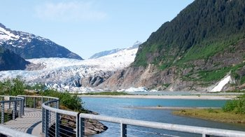City & Mendenhall Glacier Tour by Motorcoach