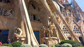 ,Sagrada Familia,Museo Picasso,Picasso Museum,Sagrada Familia
