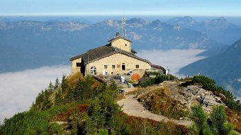 Eagle's Nest & Berchtesgaden Half-Day Tour