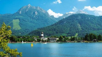 Salzkammergut Lakes & Mountains Tour