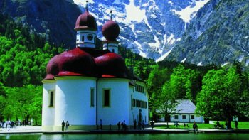 Combo Tour: Eagles Nest, Salt Mines & Bavarian Alps