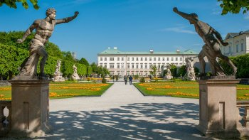 City of Mozart & Alpine Lakes Private Tour