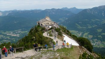Eagle's Nest Tour with Private Transportation & Guide