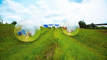 H2OGO Water Zorbing Experience