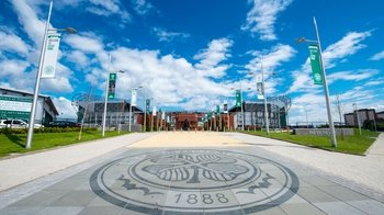 Celtic Park Stadium Tour