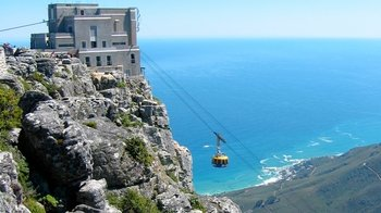 Guided Historic Cape Town & Table Mountain Tour