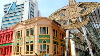 Small-Group KL Heritage Morning Tour with Tastings
