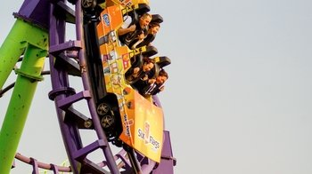 Six Flags Mexico Admission