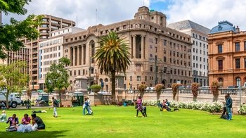 Half-Day Guided Pretoria City Tour