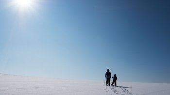 Private Guided Yellowstone Snowshoe Tour