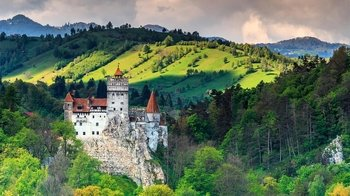 Bran Castle, Brasov & Transylvania Guided Full-Day Tour