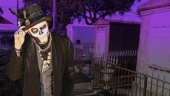 3-in-1 Cemetery, Voodoo & More Walking Tour