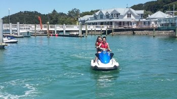 Beaches & Caves of the Bay of Islands Jet Ski Adventure