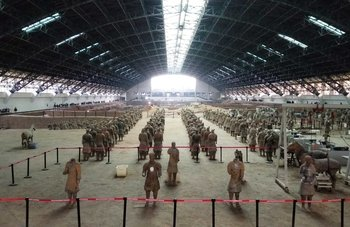 Private Tour of the Qin Shi Huang Mausoleum & Terracotta Army