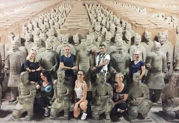 Small-Group Tour of Banpo Museum, Huaqing Hot Springs & Terracotta Army