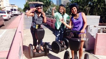 Comedy City Segway Tour