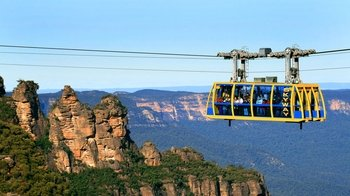 Full-Day Blue Mountains Eco Tour