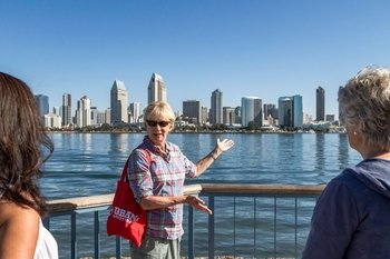 Coronado Bay & the Beach Small-Group Tour